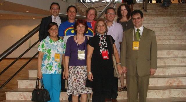 Ampid na II conferência idoso em Brasília