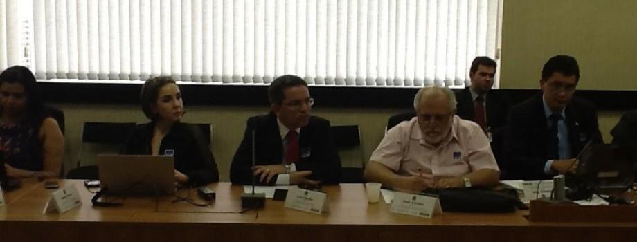 Conselheiro da AMPID Luiz Claudio 82 Reunião Ordinária do Conselho Nacional dos Direitos da Pessoa com Deficiência  CONADE Próximo passo Conferência Nacional em Brasília